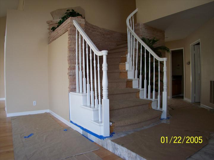 stair railing contractors Laguna Niguel